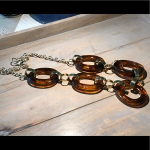 Jewelry - Tortoise Style Necklace